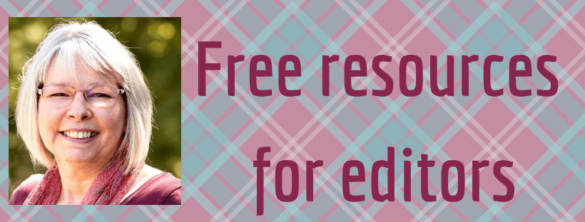 free resources for editors